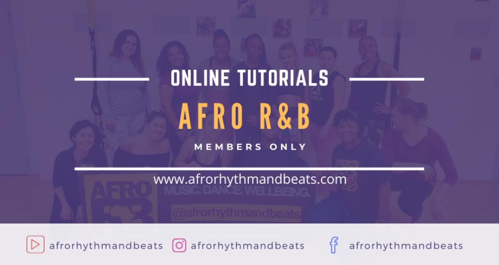 Afro R&B Online Tutorials